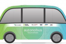 Autonobus trial proves Victoria ready for autonomous vehicles - Media Release